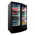 Imbera VRD-21 Commercial Double Door Reach-In Beverage & Food Cooler